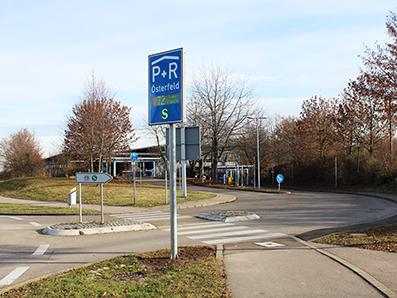 österfeld Park And Ride